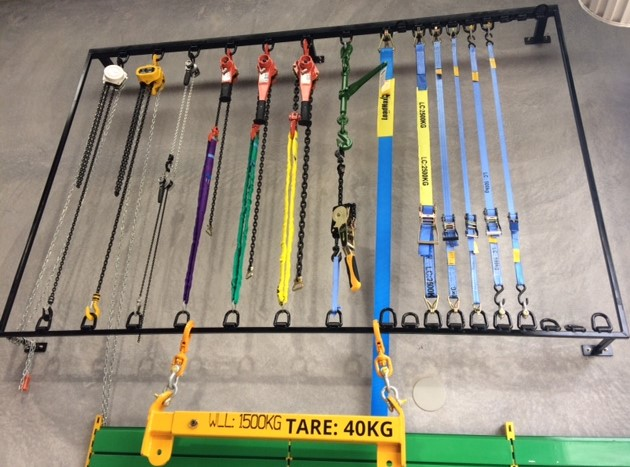All About Lifting & Safety (SC)